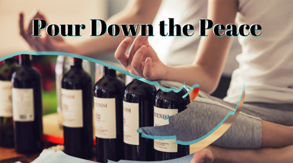 Pour Down The Peace